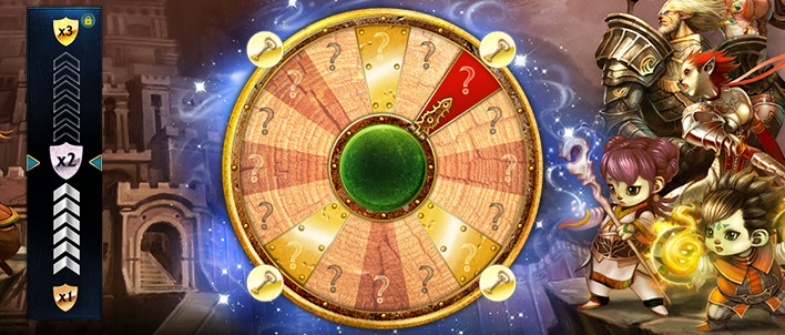 Grand Opening: Spin the Wheel of Destiny!
