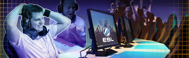 Das ESL Euro Series Grand Final im ESL TV Studio One!