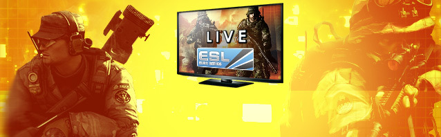 The ESL Euro Series Grand Final on ESL TV Studio One!