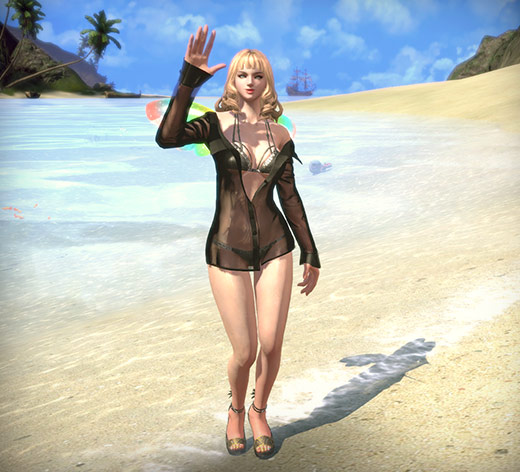 Tera free to play mmo - Tenue plage femme ...